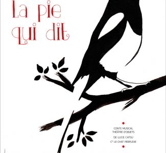 Avignon en vue pour La Pie qui dit